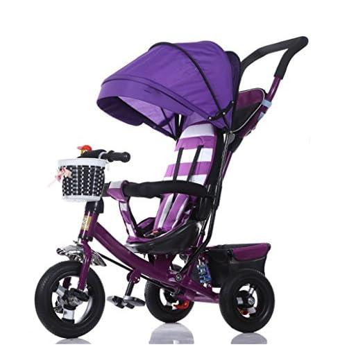 Enfants Vélo Home Pour Jia Bicyclette Chariot Tricycle Bébé D9H2IWEY