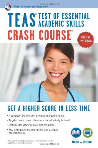 Teas Crash Course Book   Online  Nursing Test Prep