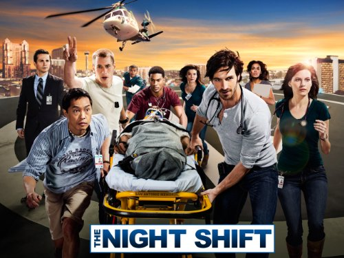 The Night Shift: Save Me / Season: 1 / Episode: 8 (2014) (Television Episode)