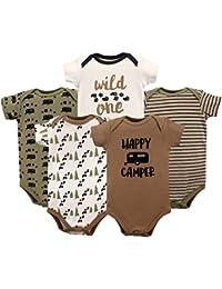 Baby Girls' Cotton Bodysuits