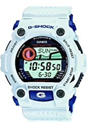 Casio Men's G7900A-7 G-Shock Rescue White Digital Sport Watch