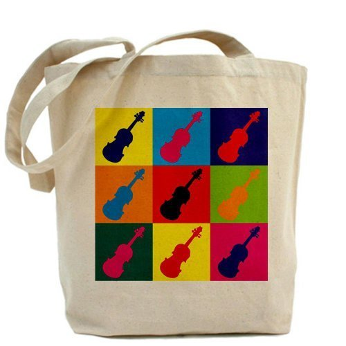 Cafepress Tote By Pop Bag Violino Art wqaAHnEqX