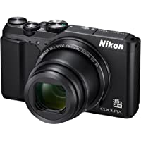 Nikon COOLPIX A900 Digital Camera (Black) (International Model No Warranty)