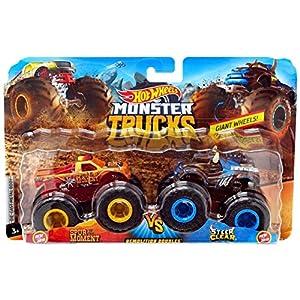 Hot Wheels Plastic Monster Trucks...