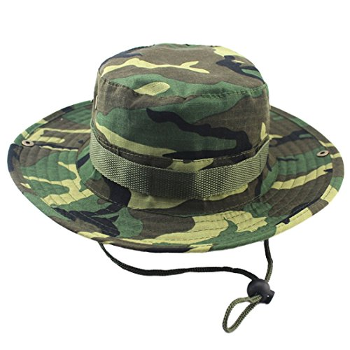 Tanming Outdoor Camouflage Hat/Boonie/Fisherman Hat (LV - Hat Lv