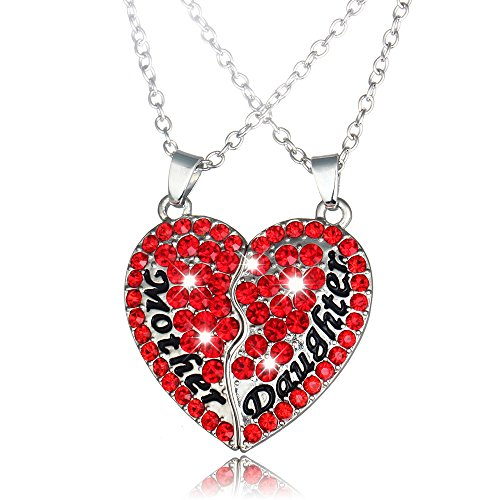 Boosic Jewelry Daughters Pendant Necklace
