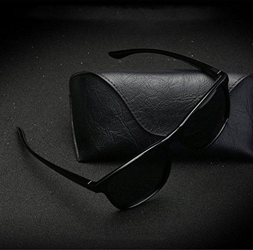 Moda De Sol De Gafas Polarizadas Gafas Irregular De GUOHONG De Ciclismo Marco Gran Sol para De B Gafas Ocasionales CX D Color Moda Hombre Colores Cuadradas De Película CqZwAYX