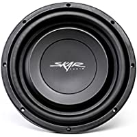 Skar Audio EV-10 S4 10 Single 4-Ohm 400W Shallow Mount Car Subwoofer