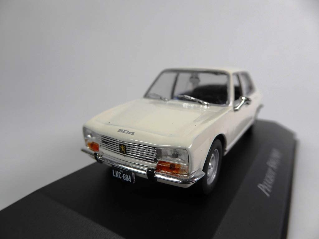 Opo 10 Peugeot 504 1969 Argentine Collection 1 43 Ar2 Spielzeug