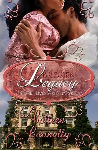 book cover of Broken Legacy