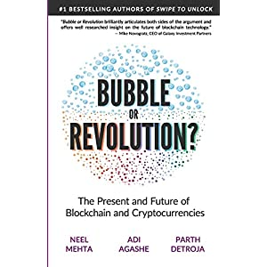 Blockchain Bubble or Revolution book
