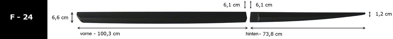 Schutzprofi SP-F24 HY i30 CW Ko 2007 Schutzleisten