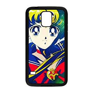 Cartoon Sailor Moon Character TPU Rubber Case For Samsung Galaxy S5 I9600
