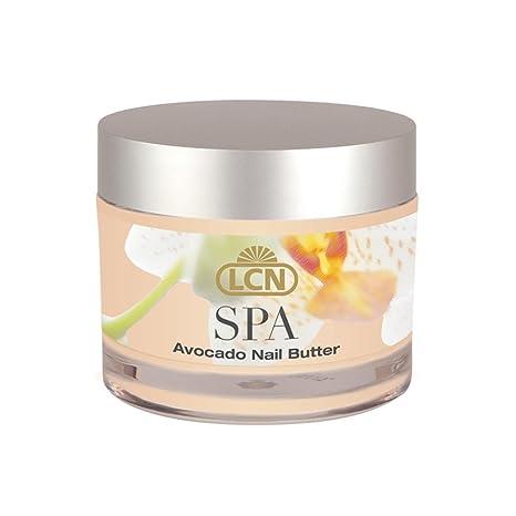 LCN SPA Nail aguacate mantequilla rica en vitaminas 15ml