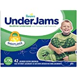 Pampers UnderJams Disposable Bedtime Underwear...