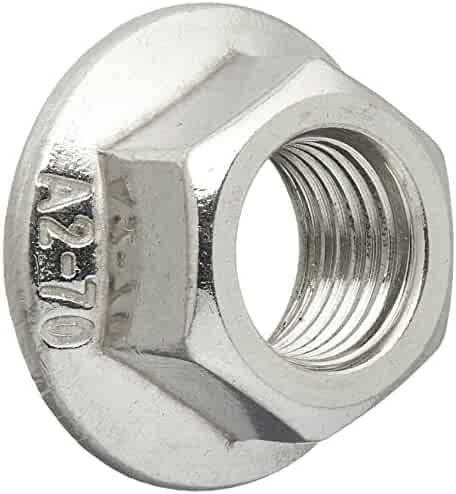 Uxcell a16041400ux0821 M8 x 12mm x 30mm Metal Hex Rod Coupling Connector Nuts Silver Tone 20 Pcs