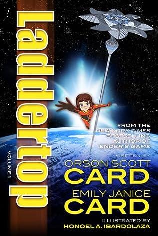 book cover of Laddertop Vol 1