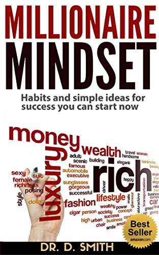 Cover image MILLIONAIRE MINDSET: HABITS AND SIMPLE