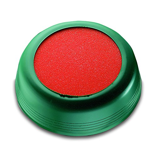Läufer Anfeuchter for Stamps and Envelopes, Flexible Round Handle, Green 105mm Ø by Läufer
