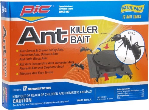 PCOPLASBON - PIC PLASBON Plastic Ant-Killing Systems, 12 ()