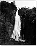 Hanapepe Falls, Kauai, Hawaii 11x14 Silver Halide Photo Print
