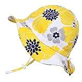 Twinklebelle Baby Toddler Kids Breathable Sun Hat 50 UPF, Adjustable for Grow,