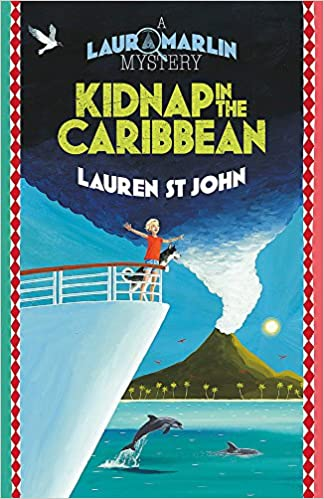 Laura Marlin Mysteries: Kidnap in the Caribbean: Book 2