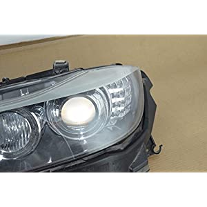 BMW E90 LEFT DRIVER SIDE HEADLIGHT HEAD LIGHT XENON COMPLETE ASSEMBLY OEM