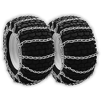 Amazon.com: OakTen - Juego de dos cadenas de neumáticos de ...