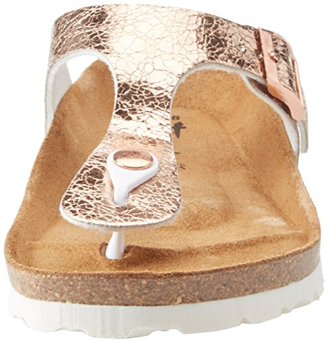 Tamaris Metallic rose 27537 Femme Mules Rose frTfq