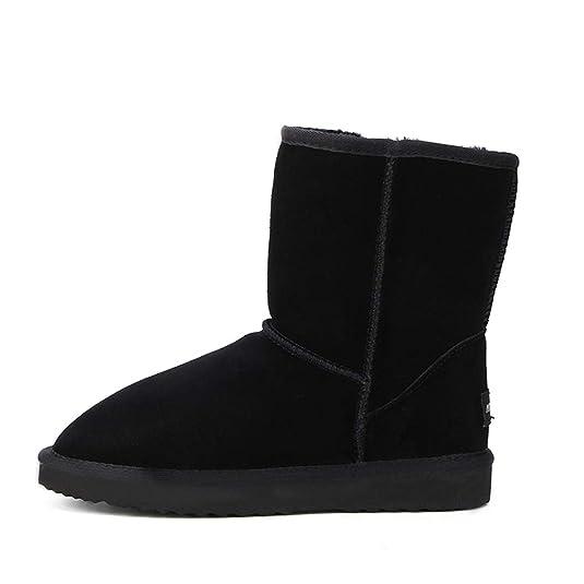 Casuales Botines De Clásicos Tobillo Invierno Zapatos Mujeres ORYqwdFY
