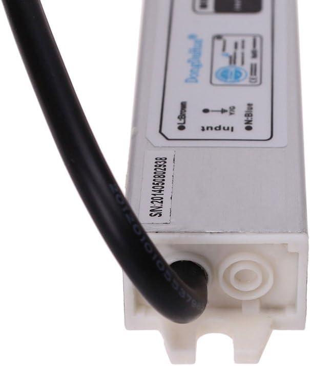 Jian ya na Waterproof LED Power Supply 170-264VAC to DC 12V 30W IP67