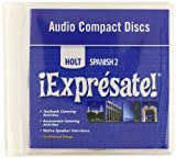 ¡Exprésate!: Audio CD Level 2