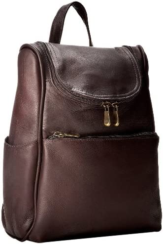 David King Co. Women's Small Backpack, Cafe, One Size