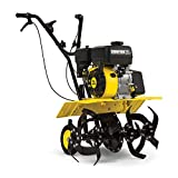 Champion 22-Inch Dual Rotating Front Tine Tiller