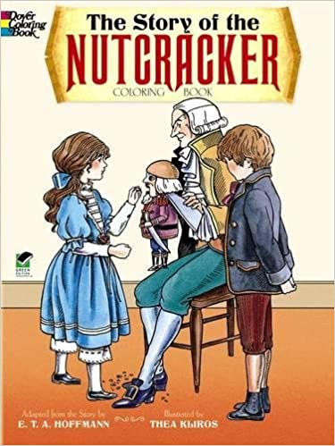 Amazon.com: The Story of the Nutcracker Coloring Book (Dover Classic ...