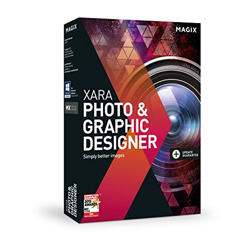 Xara Photo & Graphic Designer - Version 15 - graphic design, image editing and illustration in a single software - Software Graphics
