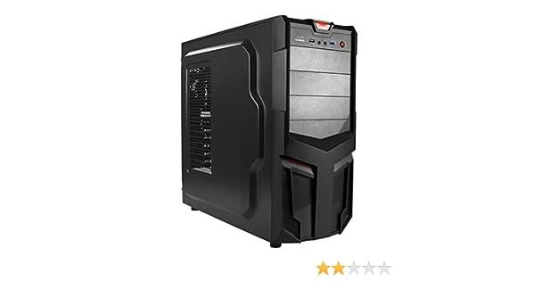 Mars Gaming MC115 - Caja de ordenador para gaming (personalizable ...