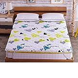 Thick mattress/twin pads/[individual],student,dormitory tatami mattress/soft beds mattress-G 120x200cm(47x79inch)