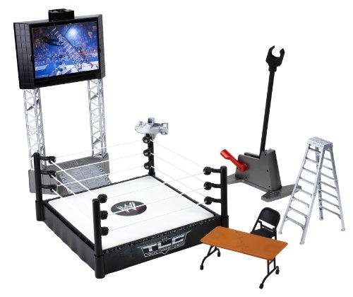 WWE FlexForce High Flyin Fury Playset by WWE