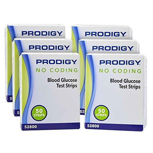 Prodigy Test Strip Bundle (300ct) by Prodigy