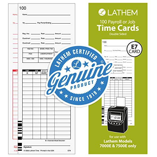 Best Time Cards