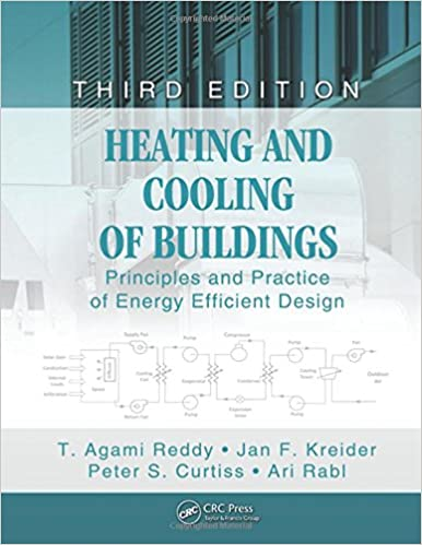Heating and cooling of buildings principles and practice of energy heating and cooling of buildings principles and practice of energy efficient design third edition mechanical and aerospace engineering series 3rd fandeluxe Gallery