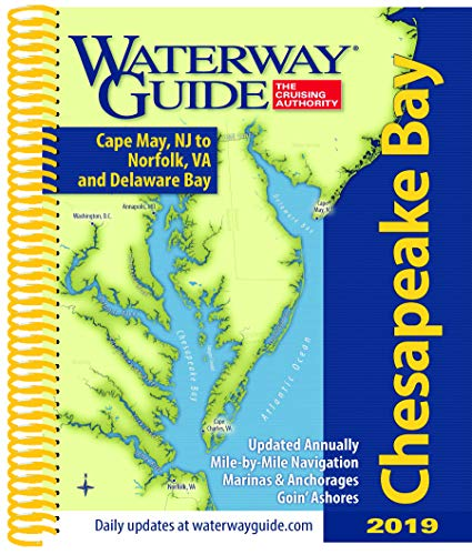 Sailing Chesapeake Bay - Waterway Guide Chesapeake Bay 2019