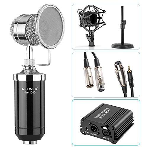 Neewer NW 1500 Microphone Kit Phantom