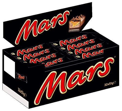 Mars, 32er Pack (32 x 1 Riegel x 50 g)