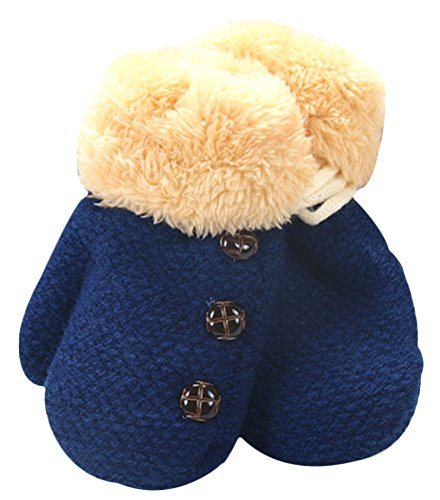 wmcywell-unisex-baby-newborn-cute-fur-thick-gloves-kids-mittens-with-string-blue