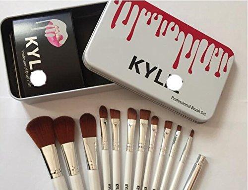 Kylie 12 Piece Professional Makeup Brush Set