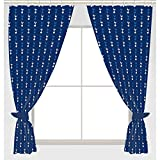Tottenham Hotspur FC 66″ x 72″ Drop Polycotton Curtains Ready Made