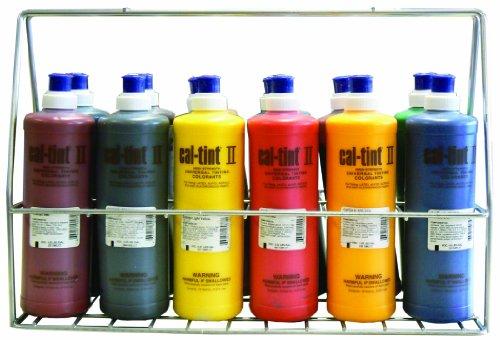 Chromaflo 830-8888-01600 Cal-Tint II 12-Color Starter - Tints Color